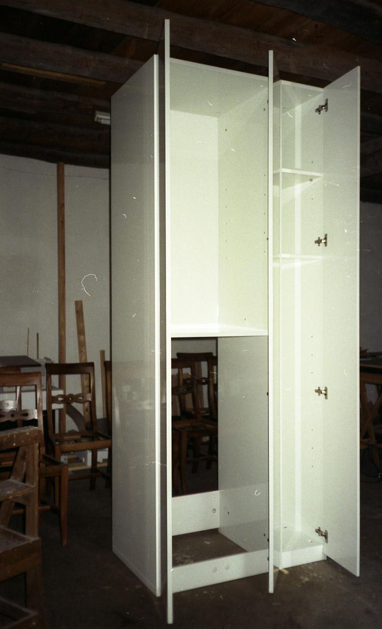 Un Mobiletto Coprilavatrice Su Misura Falegnameria Barbaresso